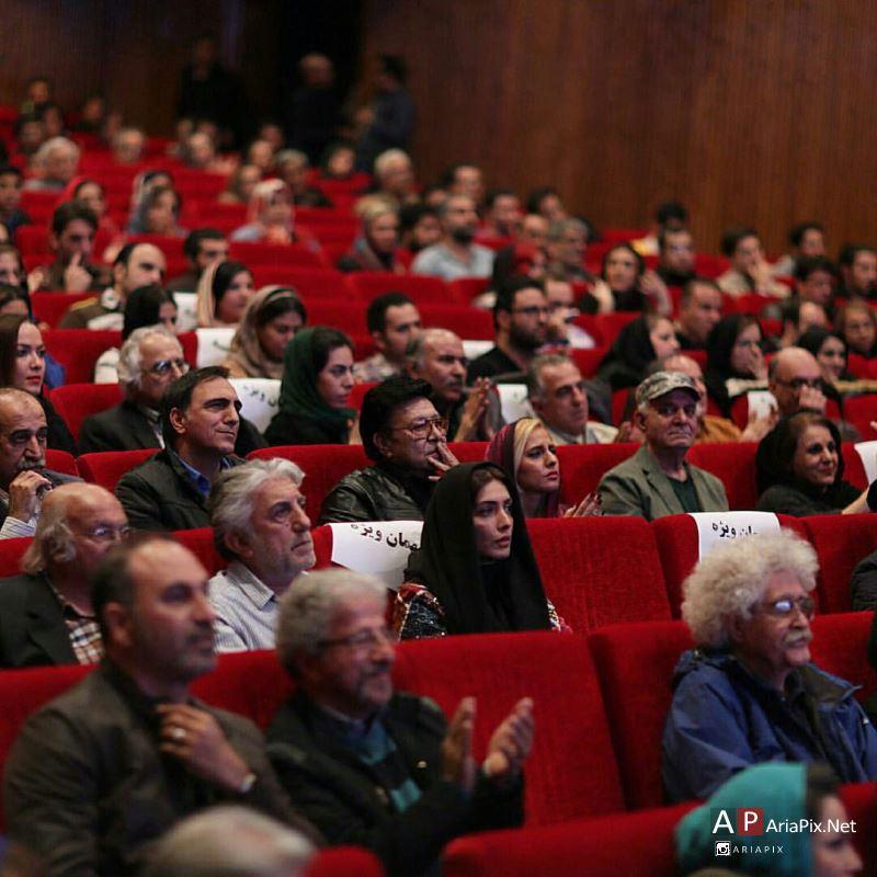 نهمین جشن انجمن منتقدان سینما در سال 94