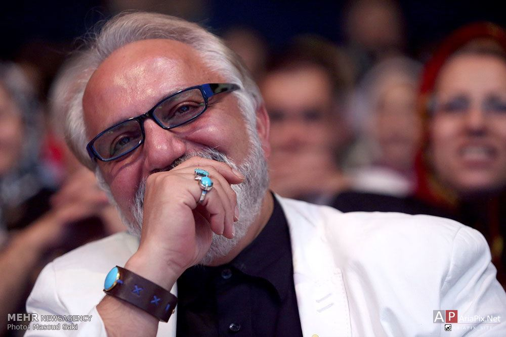 کنسرت خنده حسن ریوندی با حضور بازیگران مرداد 94