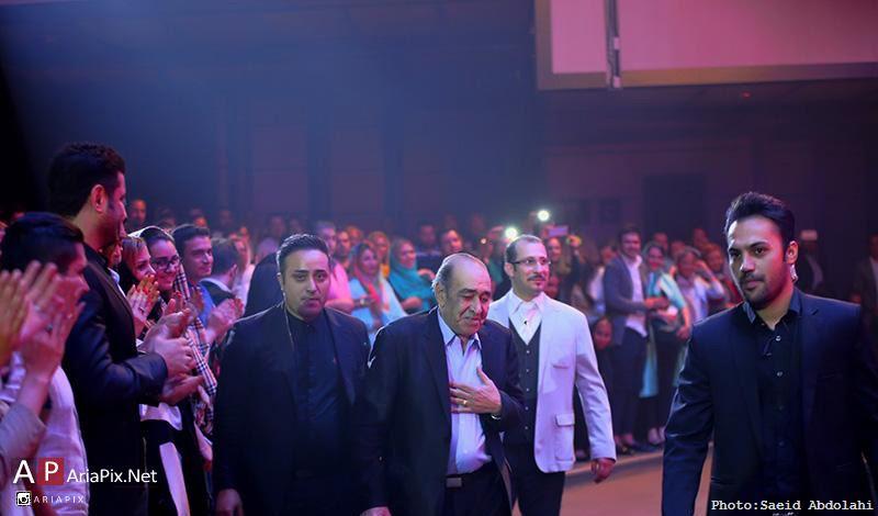 عکس های کنسرت احسان خواجه امیری در تهران مهر 94