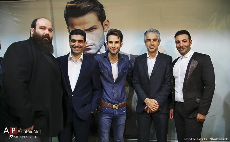 عکسهای کنسرت مهدی احمدوند در تهران مرداد 94