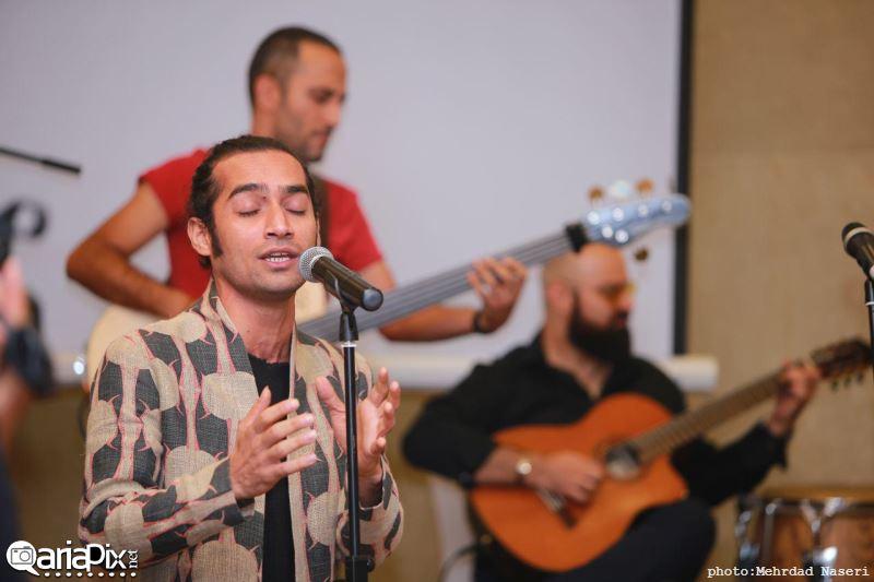 مراسم خصوصی رونمایی از آلبوم جدید گروه دارکوب