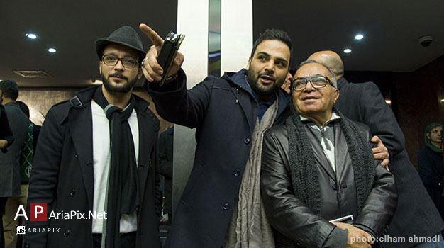 مراسم اکران خصوصی فیلم چهارشنبه 19 اردیبهشت