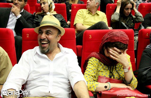 اکران خصوصی فیلم نهنگ عنبر با حضور بازیگران و هنرمندان