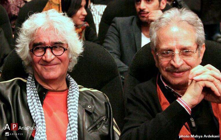 مراسم اکران خصوصی فیلم ماهی سیاه کوچولو