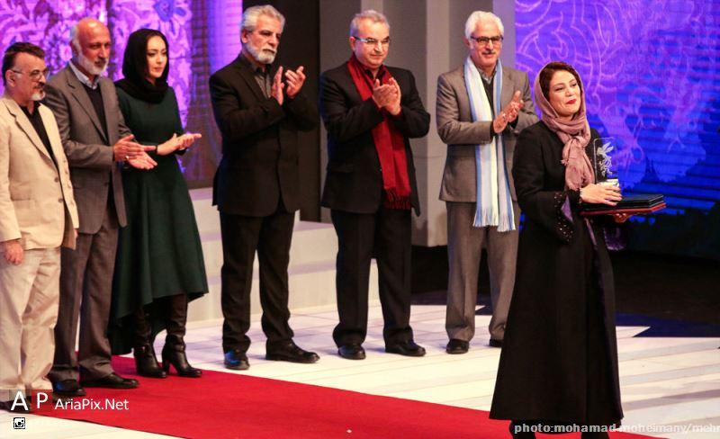 عکسهای مراسم اختتامیه جشنواره فیلم فجر 94 + اسامی برندگان