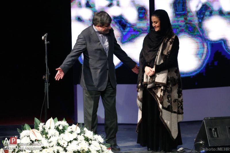 افتتاحیه سی و چهارمین جشنواره فیلم فجر 94