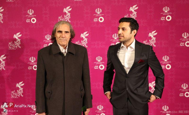 افتتاحیه سی و چهارمین جشنواره فجر