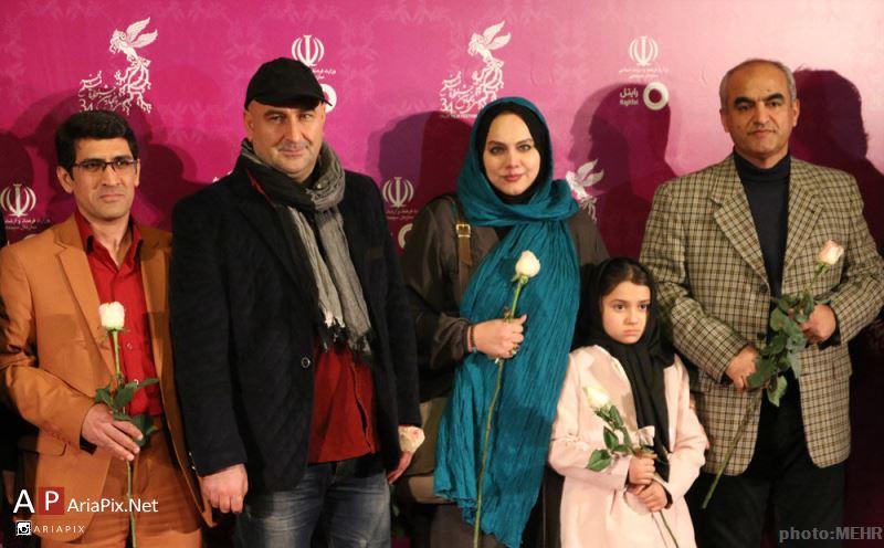 افتتاحیه سی و چهارمین جشنواره فیلم فجر