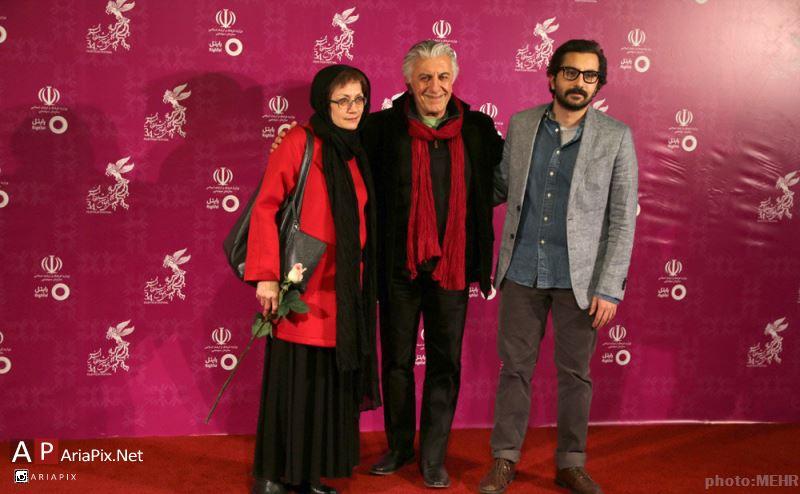 افتتاحیه سی و چهارمین جشنواره فجر 94