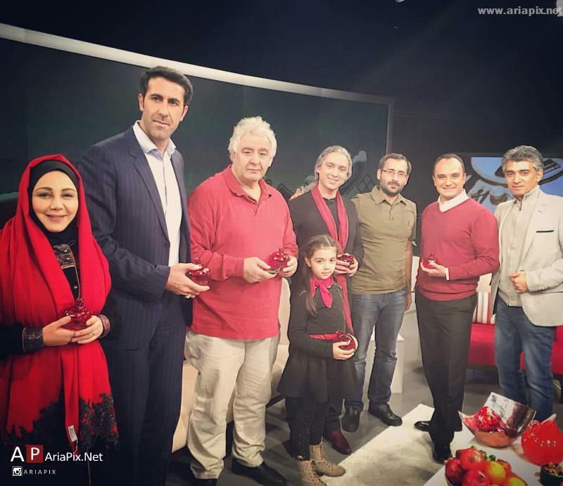 بازیگران در شب یلدا 94, هنرمندان شب یلدا 94 تهران