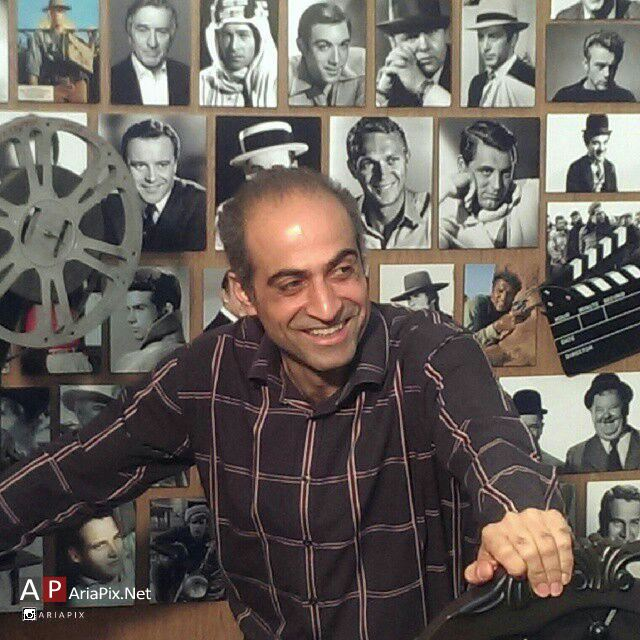 حسین نور علی بازیگر نقش محمدرضا پهلوی در معمای شاه
