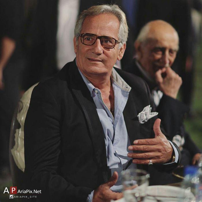مجید مظفری در جشن سینمای ایران 94