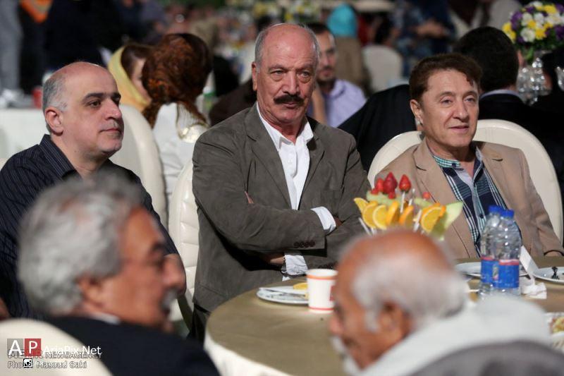 جشن روز ملی سینما در سال 94 با حضور هنرمندان