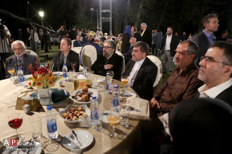 جشن روز ملی سینما 94 با حضور وزیر ارشاد و معاونت سینمایی