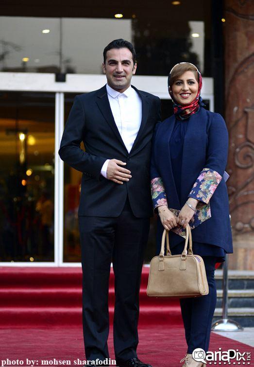 همسر حمیدرضا پگاه همسر حمید گودرزی همسر بهنوش بختیاری همسر بازیگران