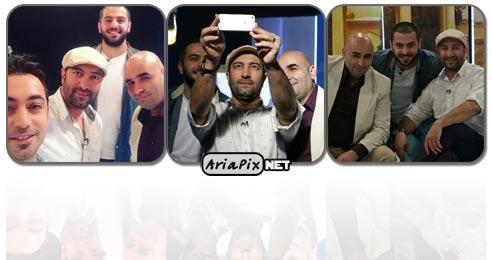 علی مسعودی و مجید صالحی در خوشا شیراز
