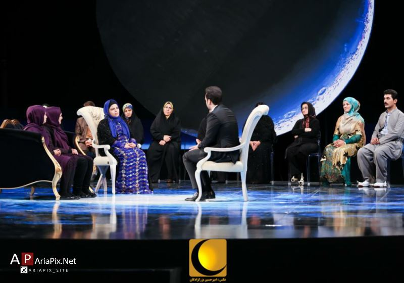 ماه عسل 94, عکسهای ماه عسل 94, مهمانان ماه عسل 94, احسان علیخانی ماه عسل 94