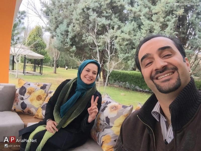 مهراوه شریفی نیا در برنامه زنده رود