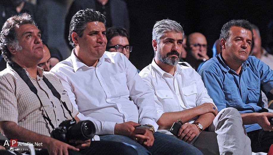 نشست خبری فیلم محمد رسول الله (ص) در محل لوکیشن فیلم