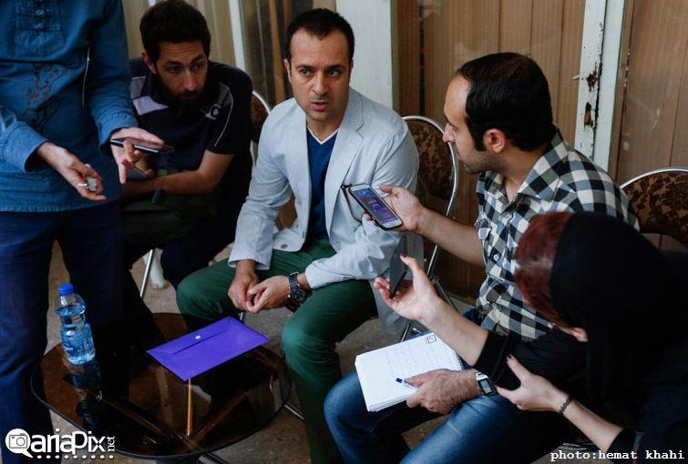 نشست خبری پایتخت, نشست سریال پایتخت 4