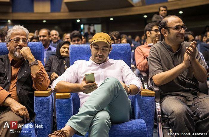 مراسم تقدیر از بازیگران و عوامل سریال پایتخت 4