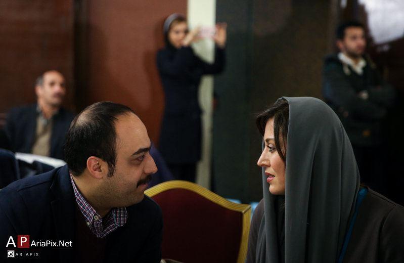 مراسم تجلیل نامزدهای سی و جهارمین جشنواره فیلم فجر