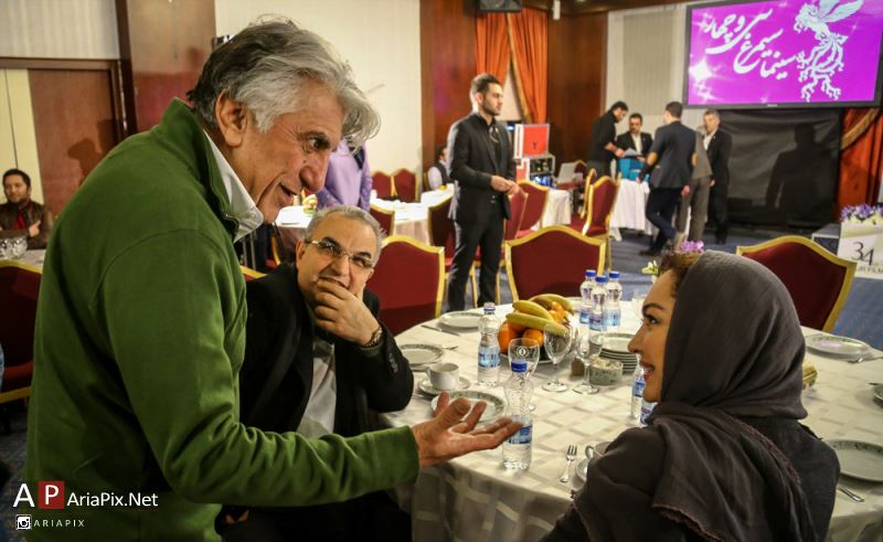 مراسم تجلیل از نامزدهای جشنواره فجر 94