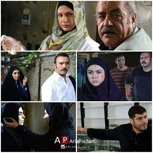 سریال پشت بام تهران , بازیگران سریال پشت بام تهران , داستان سریال پشت بام تهران