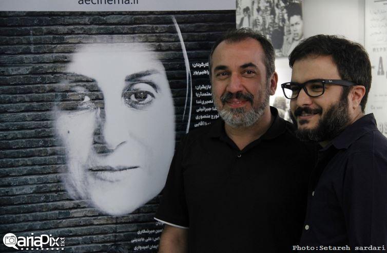 عکسهای مراسم اکران خصوصی فیلم یحیی سکوت نکرد با حضور هنرمندان