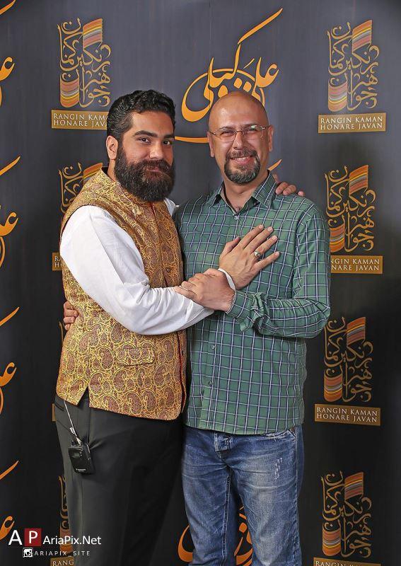 محمد بحرانی و علی زند وکیلی