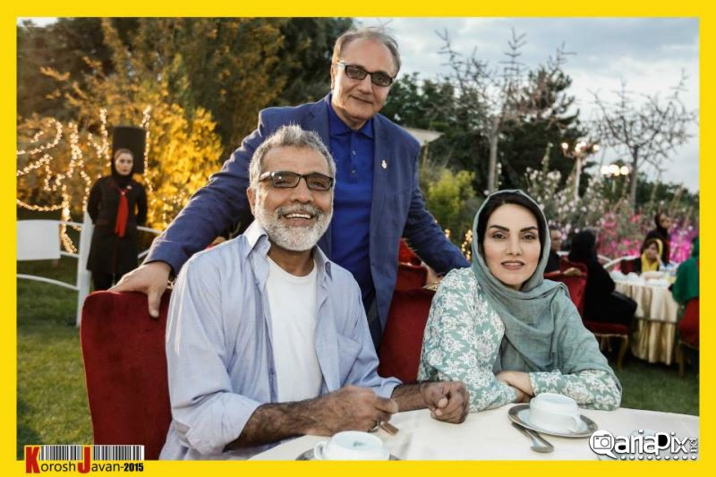 ضیافت افطار جشن حافظ 94, مراسم اهدای تندیس و جوایز جشن حافظ 94