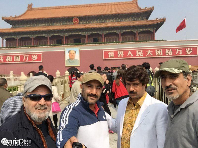 سریال پایتخت 4, پایتخت 4, بازیگران پایتخت در چین, پایتخت 4 در چین