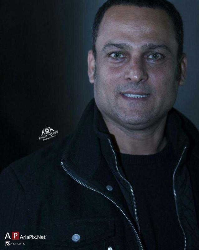 عکس جدید حسین یاری