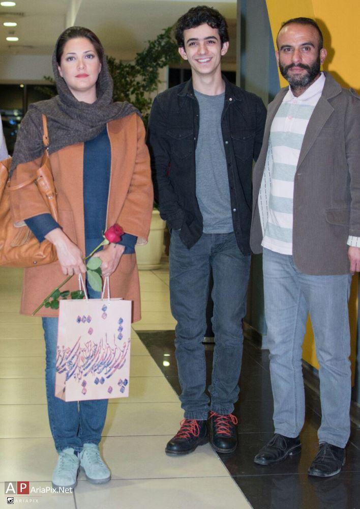 اکران مردمی فیلم اروند