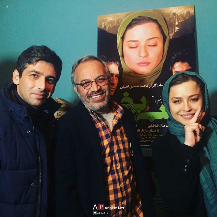 عکس جدید بازیگران بهمن 95