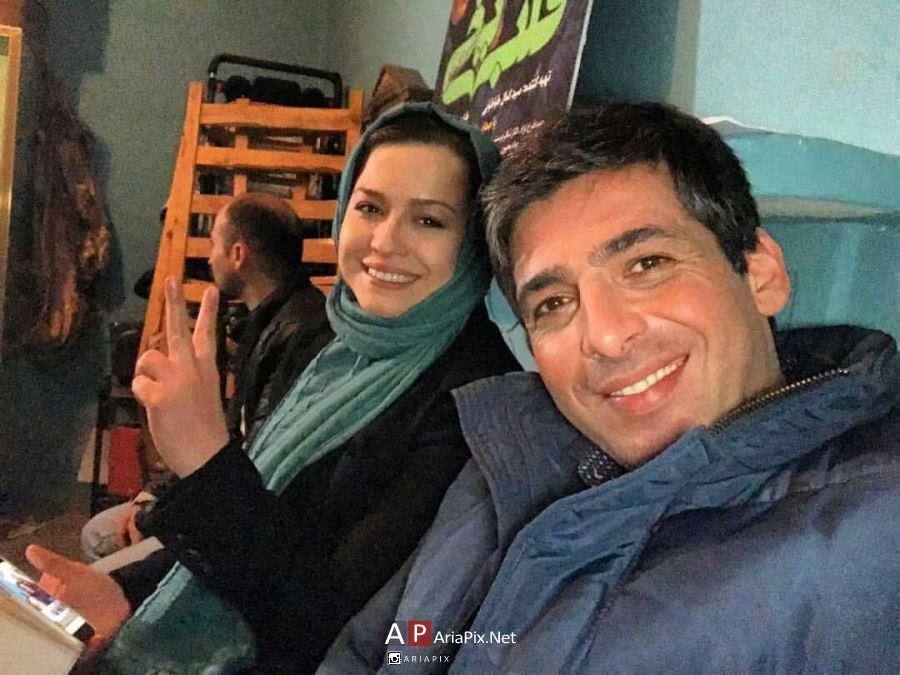 بازیگران ایرانی , عکس بازیگران دی 95