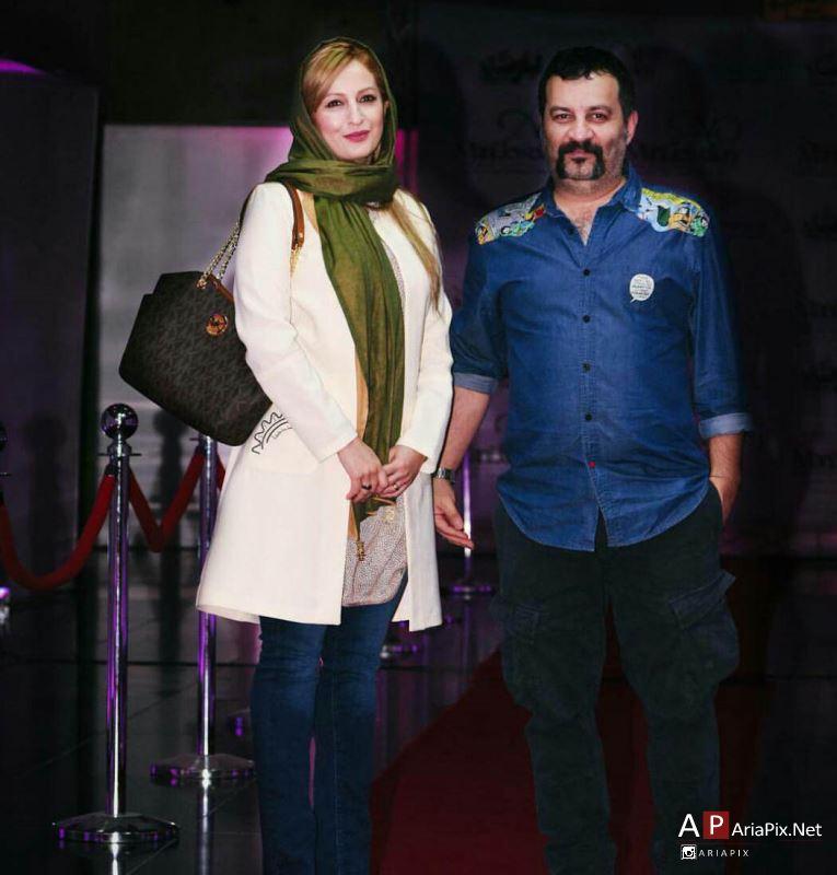 مراسم اکران خصوصی و مهمانی فیلم بارکد