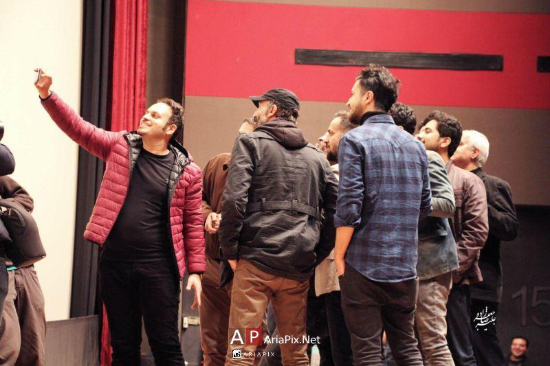 مراسم اکران مردمی فیلم ماجرای نیمروز در مشهد