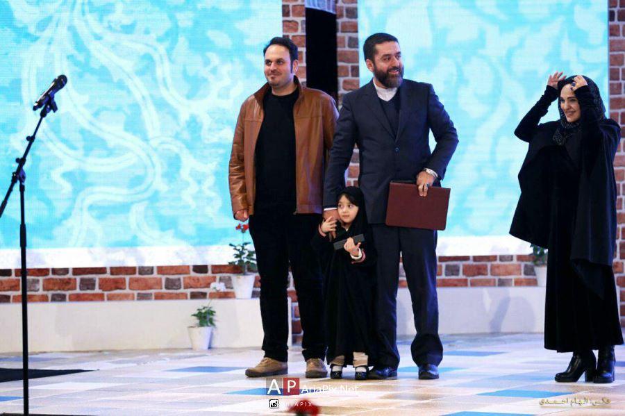 اختتامیه جشنواره فیلم فجر 95