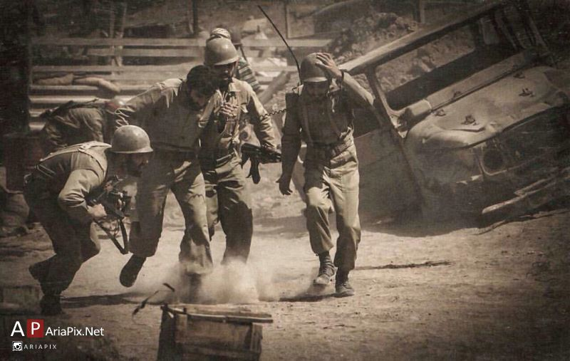 فیلم ایستاده در غبار