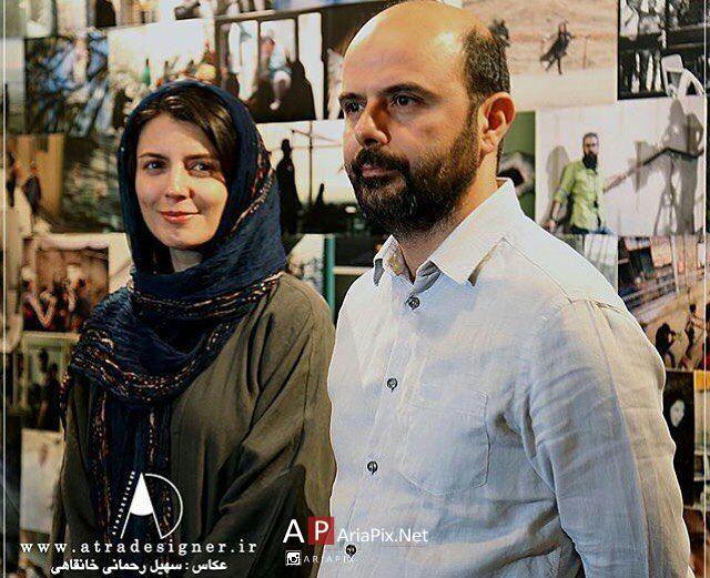 لیلا حاتمی , لیلا حاتمی و همسرش , بیوگرافی لیلا حاتمی