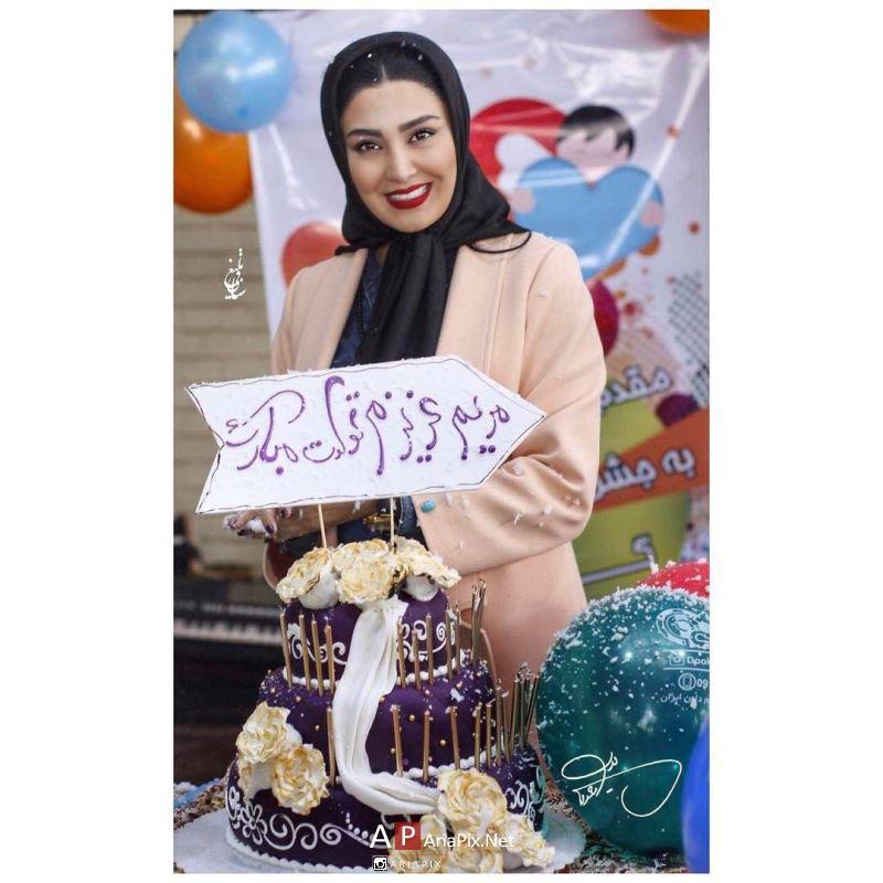 maryam masoumi 01 - بیوگرافی مریم معصومی و همسرش +گفتگو و عکسها