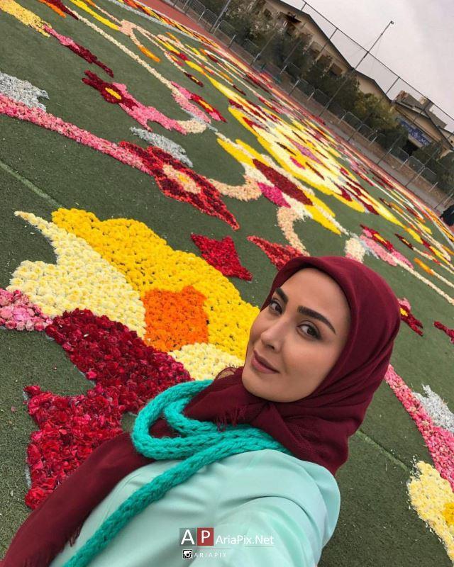 maryam masoumi 02 - بیوگرافی مریم معصومی و همسرش +گفتگو و عکسها