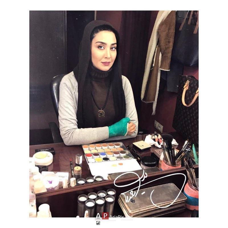 maryam masoumi 04 - بیوگرافی مریم معصومی و همسرش +گفتگو و عکسها