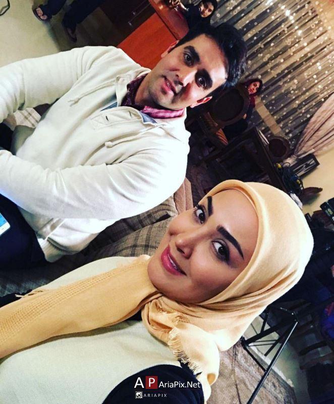 maryam masoumi 08 - بیوگرافی مریم معصومی و همسرش +گفتگو و عکسها