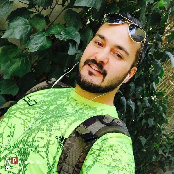 عکسهای جدید و اینستاگرام میلاد کی مرام و بیوگرافی اش