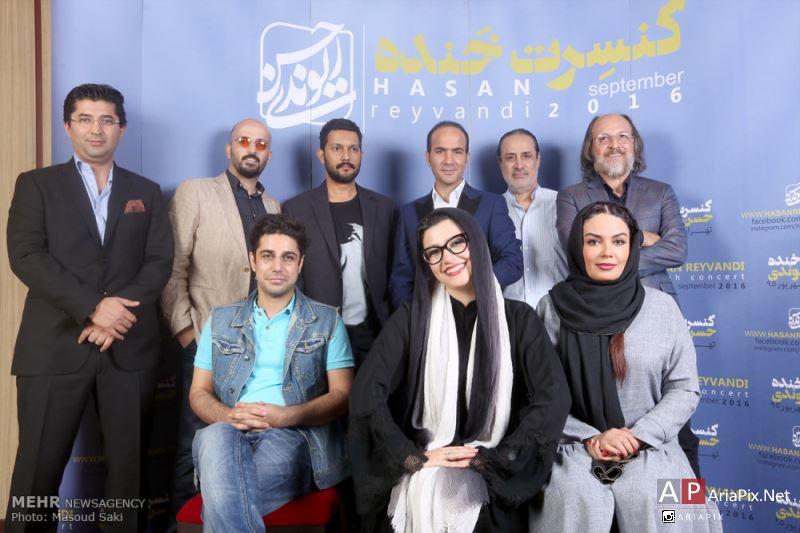 کنسرت خنده حسن ریوندی