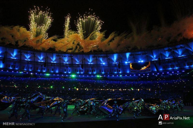 افتتاحیه ریو 2016