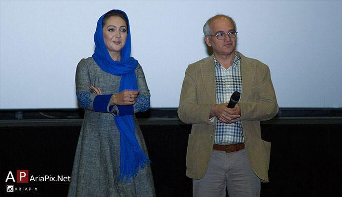 اکران خصوصی فیلم ربوده شده