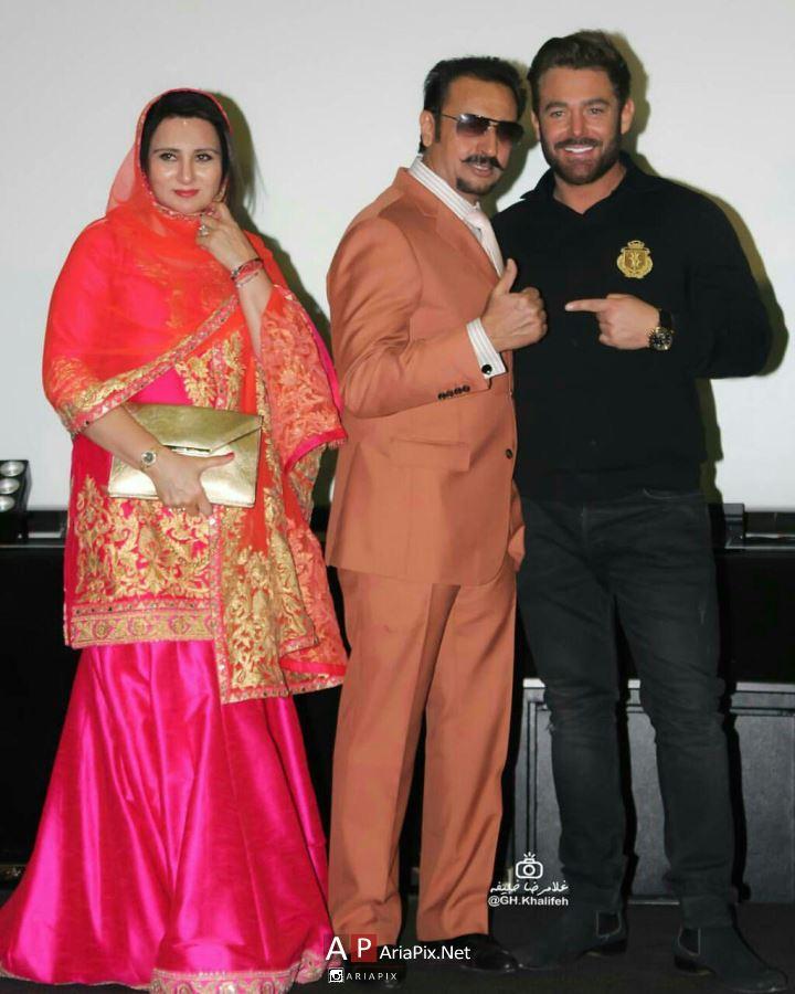 عکس های مراسم اکران خصوصی فیلم سلام بمبئی